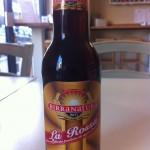 birra rossa bio