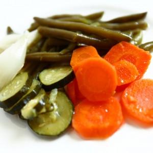 Verdure vapore D